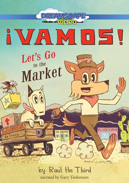 ¡Vamos! Let's Go to the Market