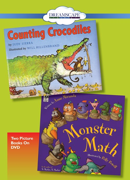 Counting Crocodiles; Monster Math